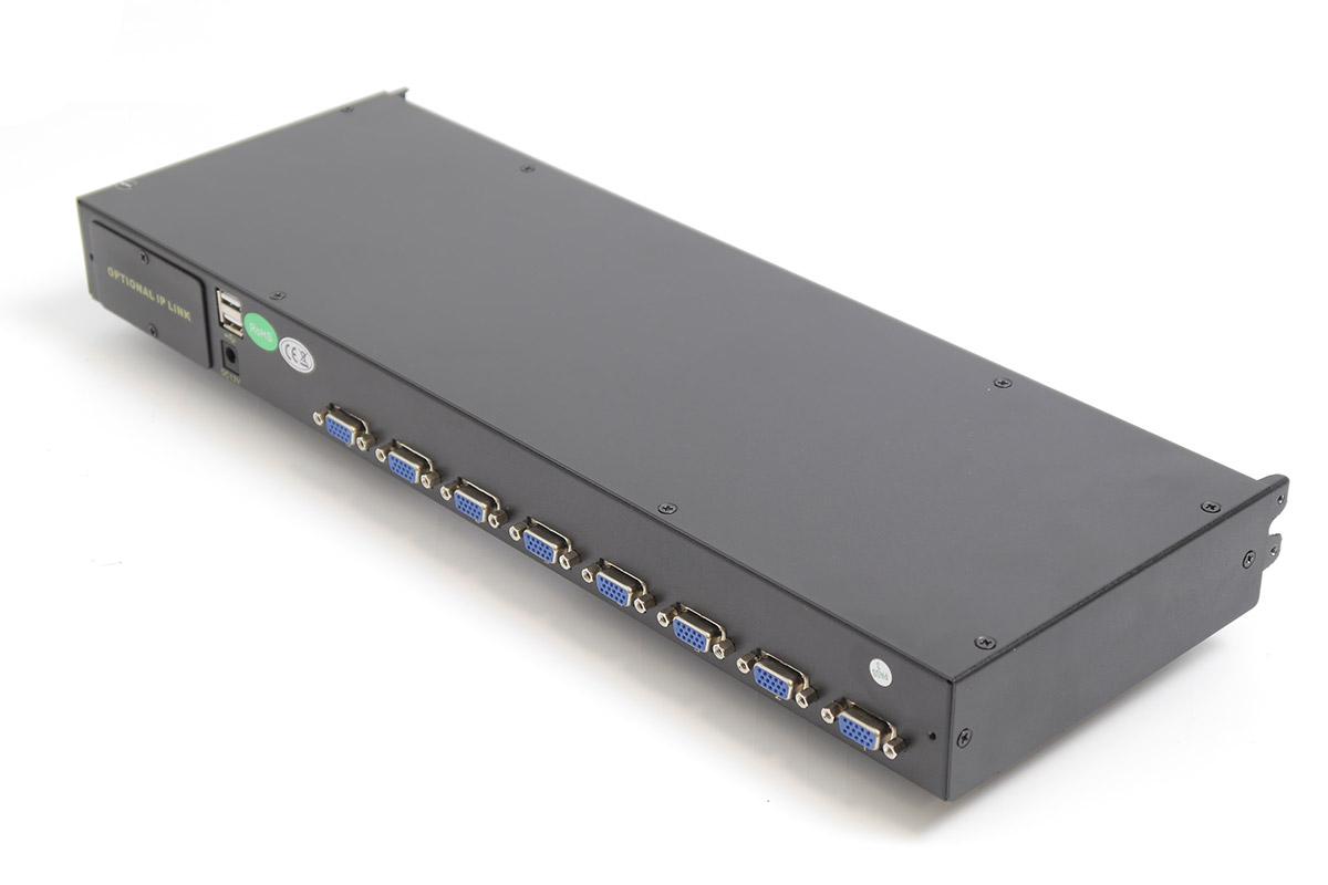 Модуль для КВМ переключателя на 8 портов