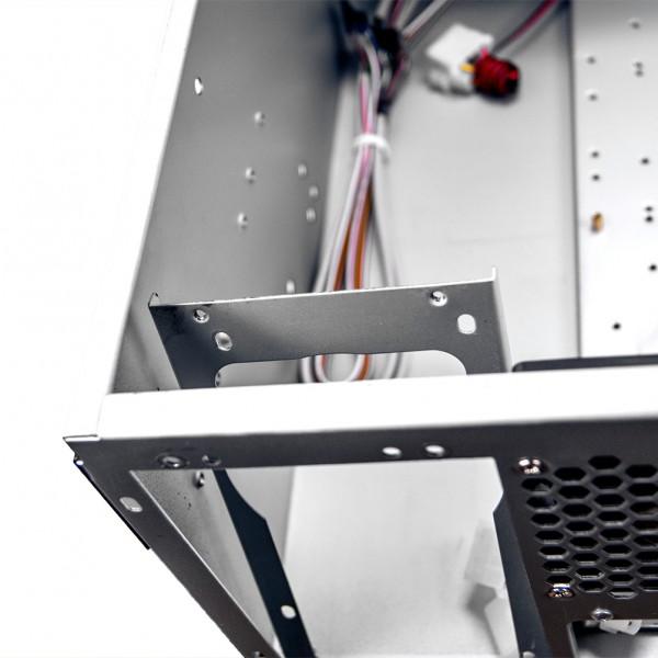 съемная панель для установки БП Redudant