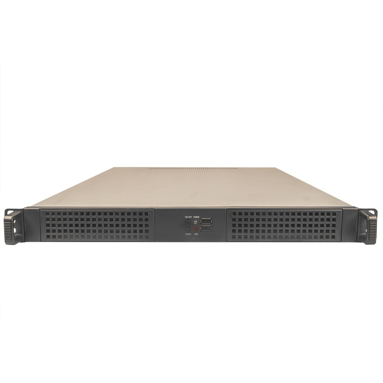 Серверный корпус 1U NR-N162 600Вт (EATX 12 x13, 2*5.25 или (4x3.5int), 650мм) черный, NegoRack