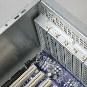 """Серверный корпус 4U NR-D415 600Вт (EATX 12x13, 3x5.25, 10x3.5"""", 550mm) черный"""