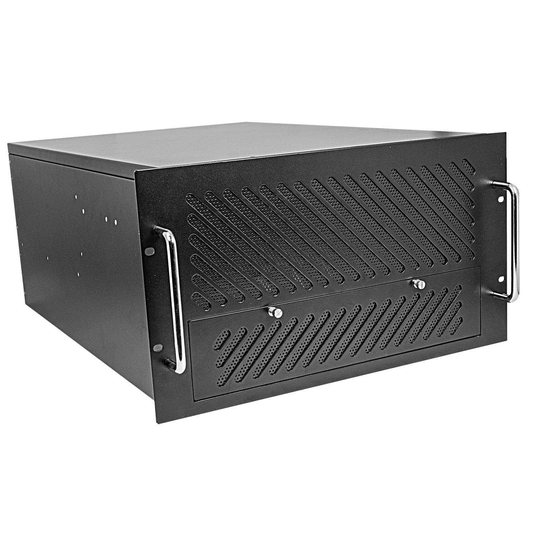 Серверный корпус 6U NR-N650 (EATX 12x13, 2x5.25ext, 24x3.5int), NegoRack