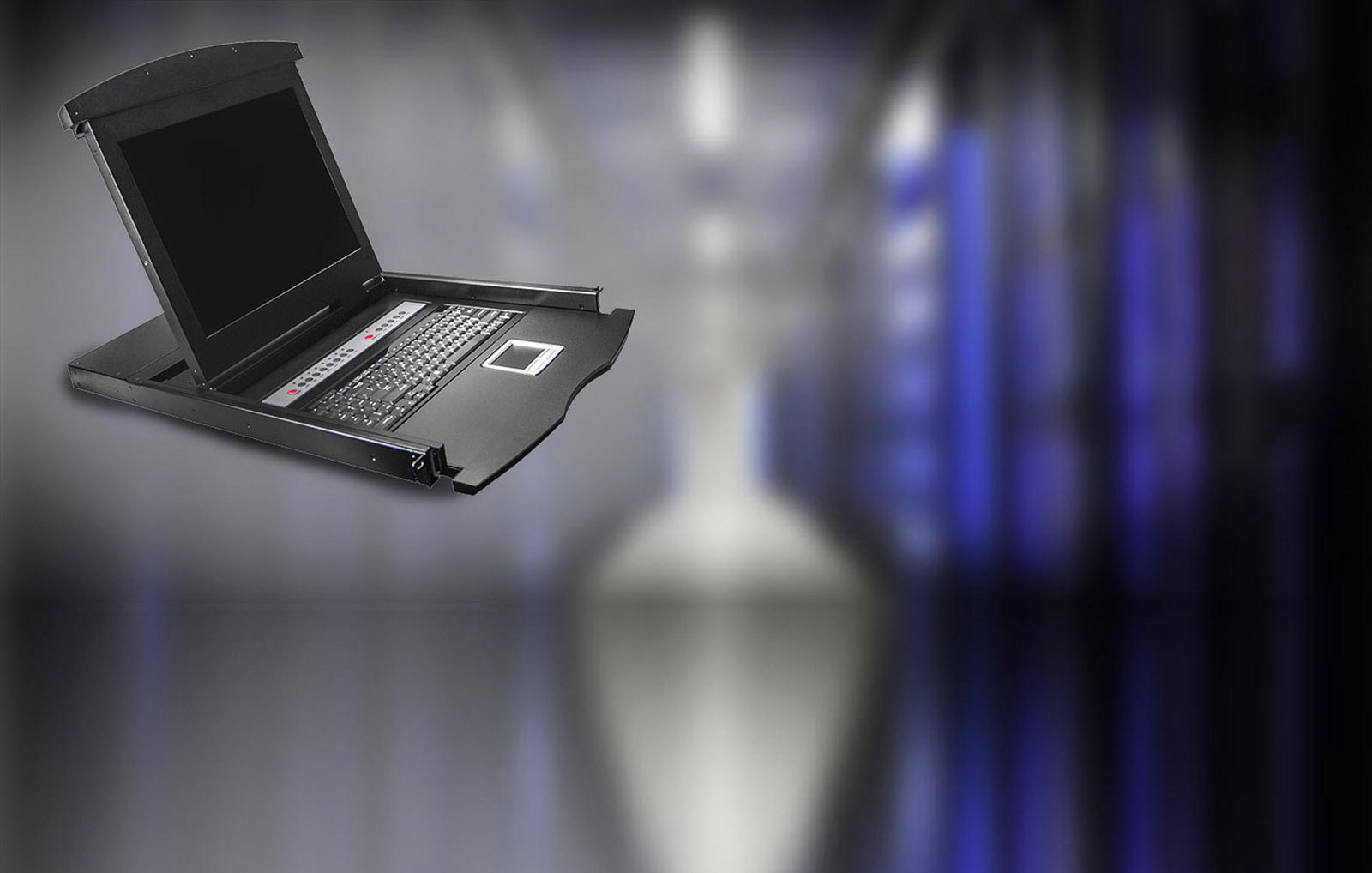 КВМ оборудование для администрирования серверных
