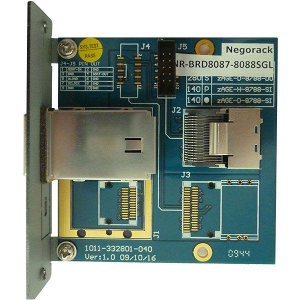 Переходник SAS SFF-8087 to SFF-8088, 2 port, SAS-005, NR-BRD8087-8088DBL, Negorack
