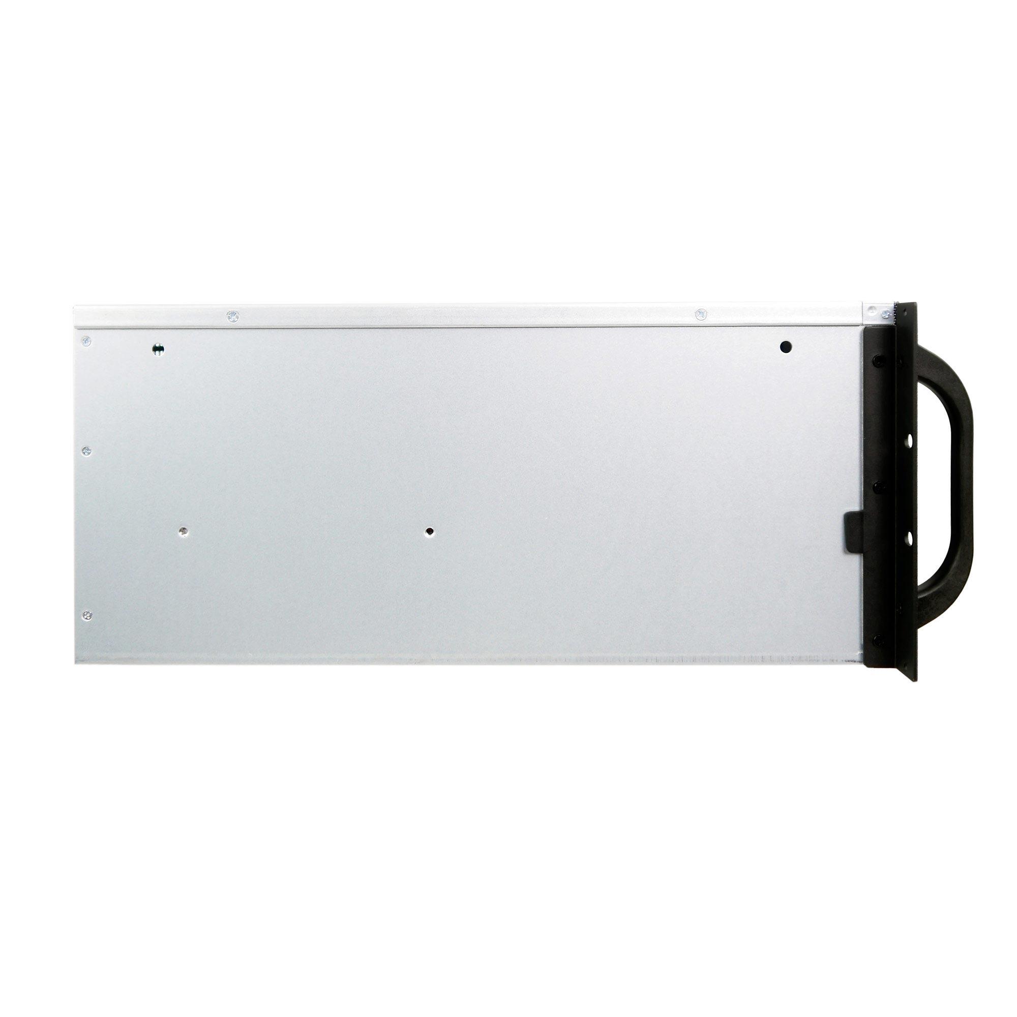 """Серверный корпус 4U NR-N4421 1000Вт (EATX 12x13, 1x5.25, 2x3.5"""" 400mm), черный, Negorack"""