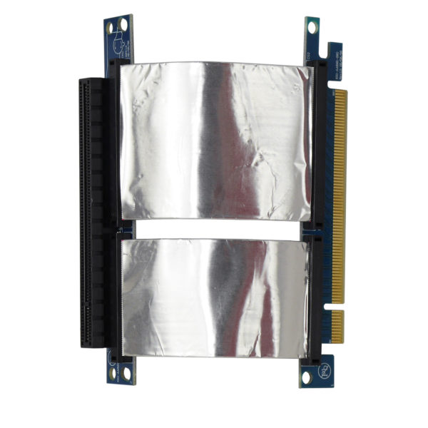 1U PCI-express x16 Single Slot Flex Riser Card  10, NR-RC16xFS