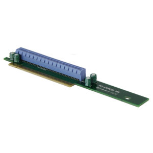 1U PCI-express x16 Single Slot Riser Card, RC1-E16-mini