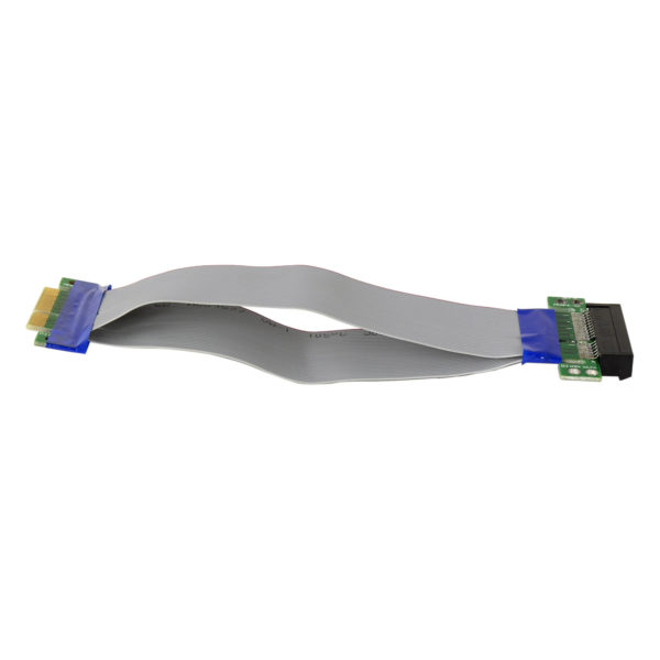 1U PCI-express x4 Single Slot Flex Riser Card 10, (NR-RC4xF)