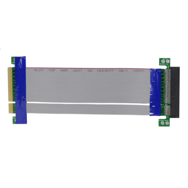 1U PCI-express x8 Single Slot Flex Riser Card 10 (NR-RC8xF)