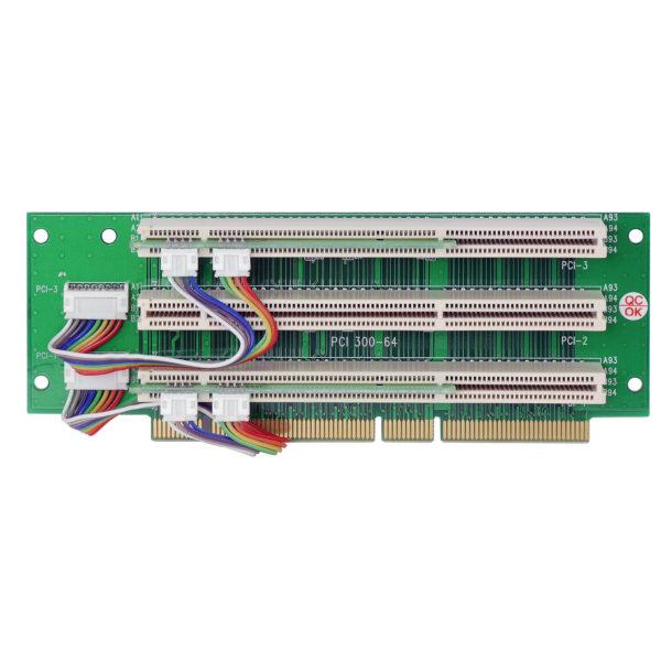2U PCI 64bit 3xSlot PCI 64bit Riser card (3.3V), CA-R0-30400-A