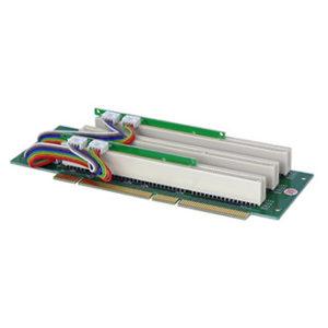 2U PCI 64bit 3xSlot PCI 64bit Riser card (3.3V), CA-R0-30400-A-mini