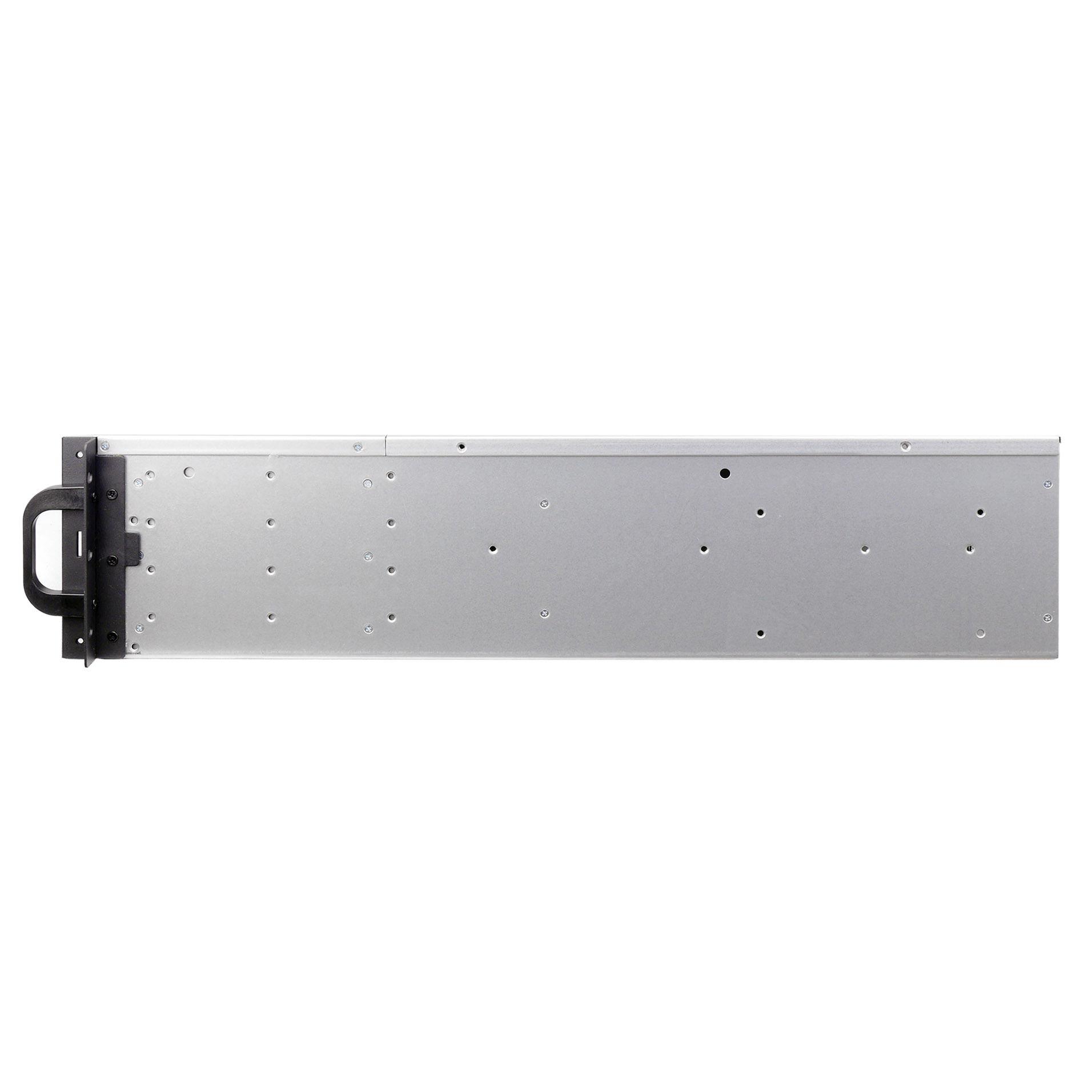 Серверный корпус 3U NR-N3014 850Вт (EATX 12x13, 3x5.25ext, 4x3.5ext, 5х3.5int, 480мм), NegoRack