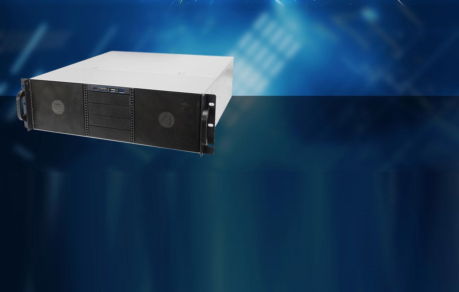 Новые модели 3U для серверов хранения данных на 14 дисков 3.5