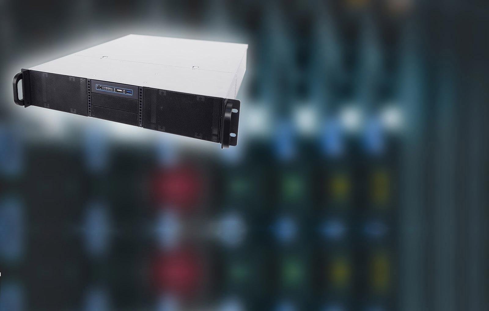 Новые модели 2U для серверов хранения данных высокой плотности на 8 дисков +2.5