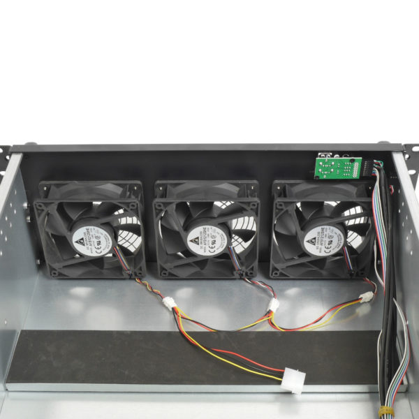 4u корпус для майнинг ферм вентиляция на передней панели