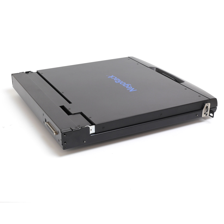 """Консоль 1U NR-MSR2901L rev2, 19"""" TFT, 1 порт KVM, Монитор, клавиатура, тачпад, , Negorack"""