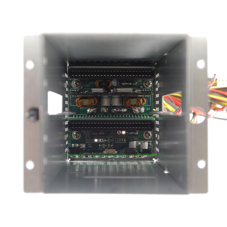 Блок питания ATX NR2-DVR400-N rev3 2x400Вт с резервированием, КПД 94% PFC, EPS12V, 2U, Negorack