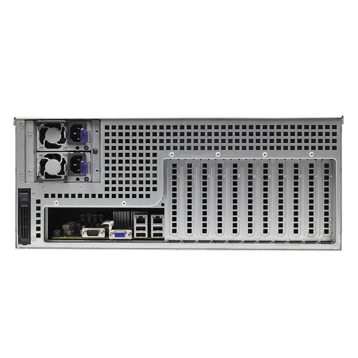 "Серверный корпус 4U NR-R4149 Hot Swap 49x 2.5"" SAS/SATA  (EEATX 13.68""x13"", 650mm), черный, Negorack"