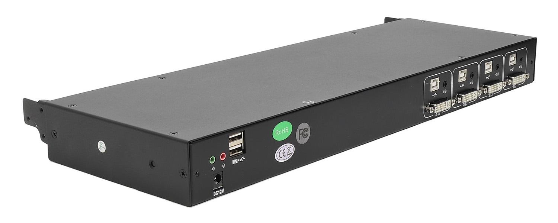 Модуль NR-M4D для KVM переключателя